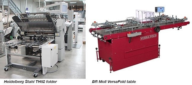 PRESS RELEASE:  McClung Installs New Bindery Equipment