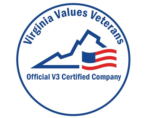 The Virginia Value Veterans logo.