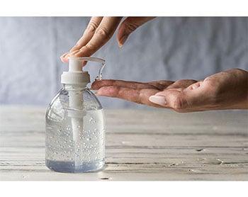Antibacterial hand sanatizer