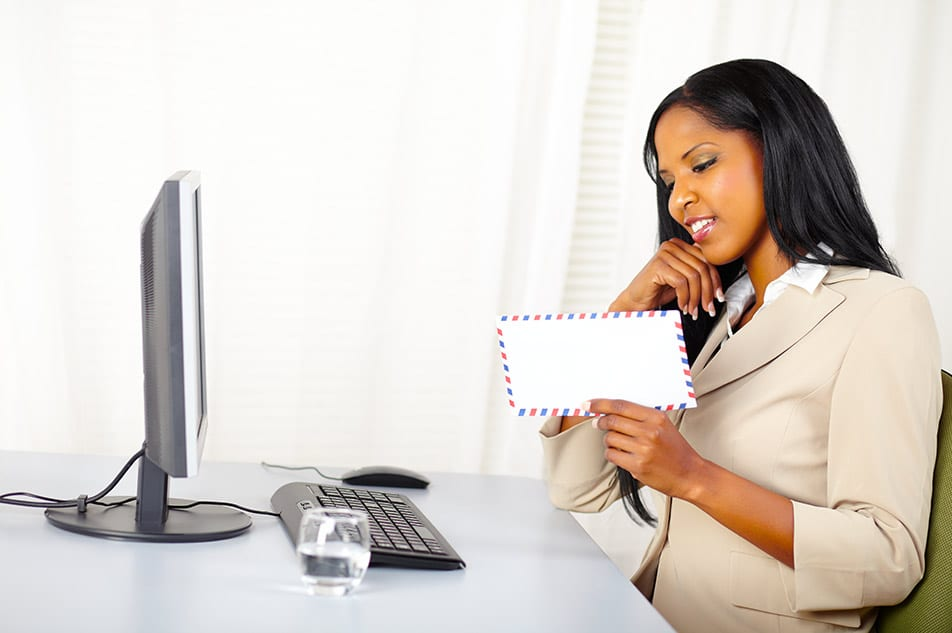 Top Reasons Consumers Open Mail