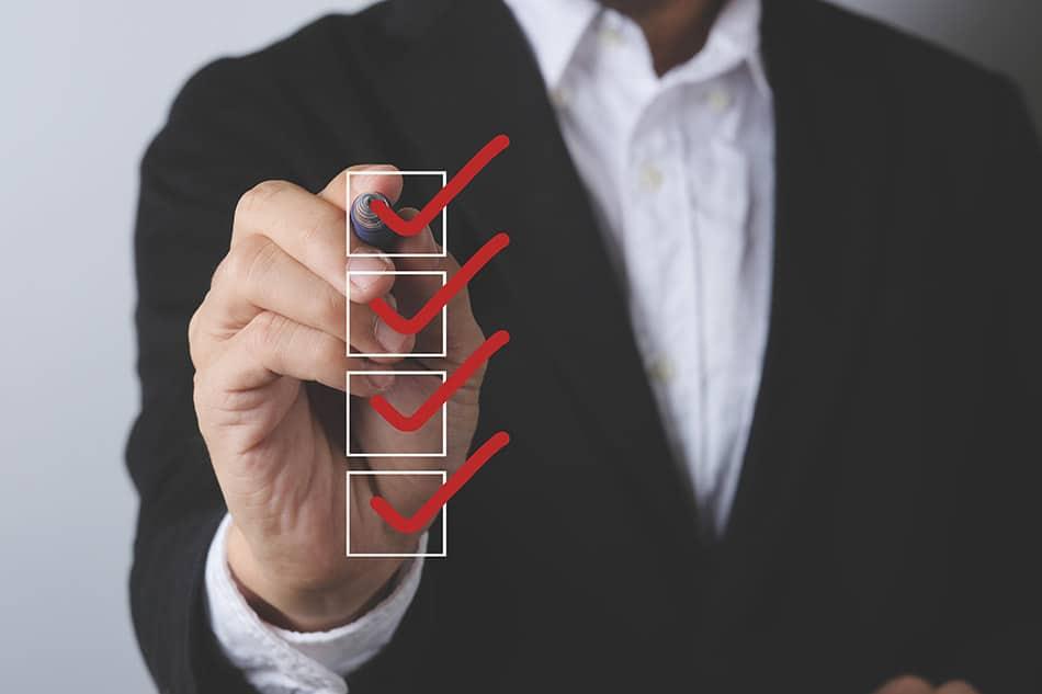 The Essential 5-Point Marketing Checklist