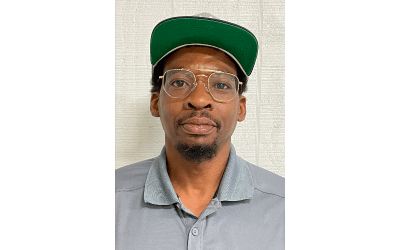 McCLUNG RECOGNIZES EMPLOYEE OF THE QUARTER