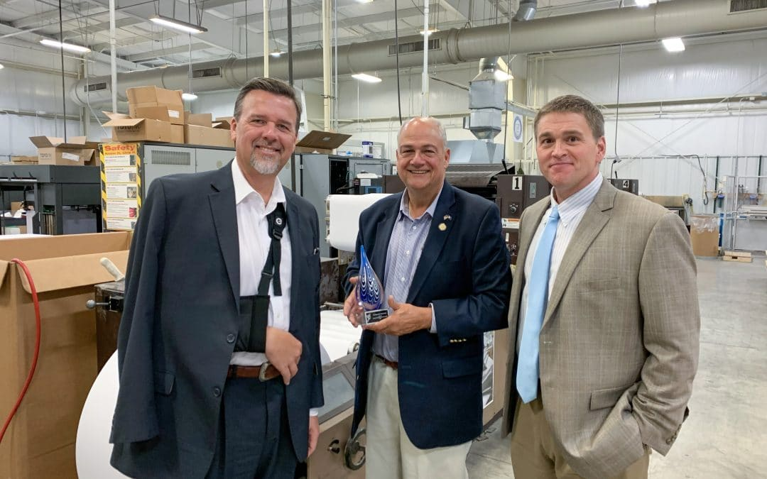 McClung Companies Hosted The Virginia Manufacturing Association